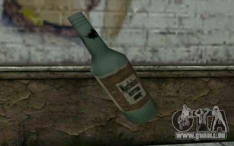 Une bouteille de bière pour GTA San Andreas deuxième écran