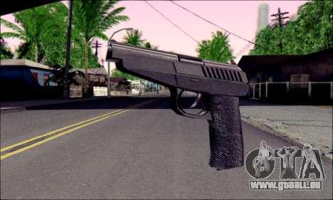 SR-1 Gyurza für GTA San Andreas