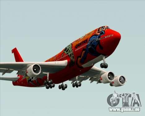 Boeing 747-400ER Qantas (Wunala Dreaming) für GTA San Andreas Motor