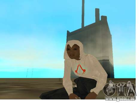 Assassinka für GTA San Andreas zweiten Screenshot