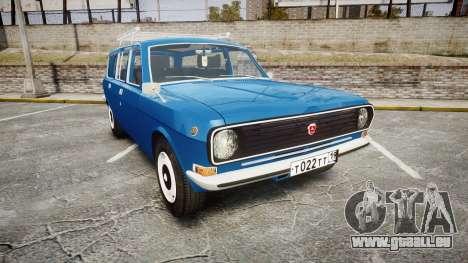GAZ-24-12 Volga Wh1 pour GTA 4