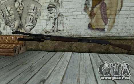 Le fusil de chasse (L4D2) pour GTA San Andreas