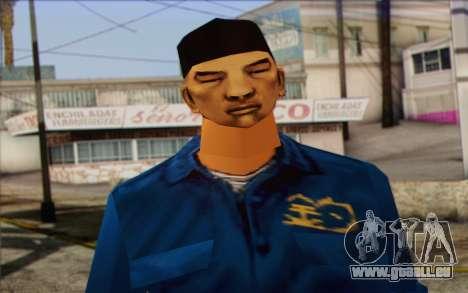 Triada from GTA Vice City Skin 1 für GTA San Andreas dritten Screenshot