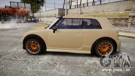 GTA V Weeny Issi Stock pour GTA 4 est une gauche