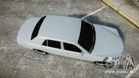 Bentley Arnage T 2005 Rims1 Chrome für GTA 4 rechte Ansicht