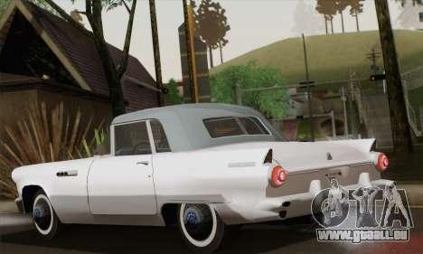 Smith Thunderbolt from Mafia 2 pour GTA San Andreas laissé vue