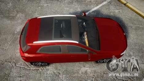 Mercedes-Benz GLA 220 pour GTA 4 est un droit