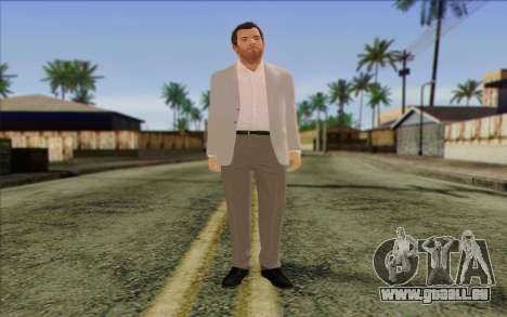 Michael from GTA 5 für GTA San Andreas