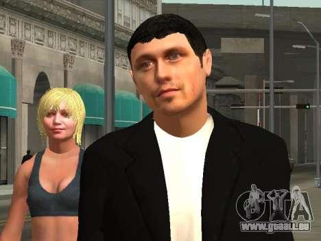Denis Antoshin pour GTA San Andreas