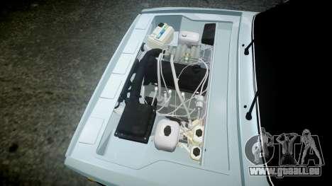 VAZ-21054 für GTA 4 Seitenansicht