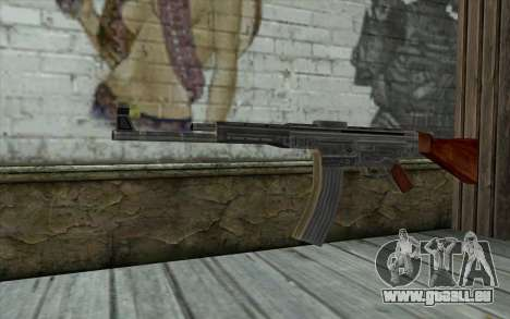 StG-44 from Day of Defeat für GTA San Andreas