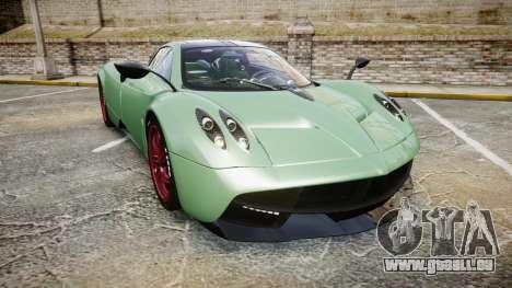 Pagani Huayra 2013 pour GTA 4