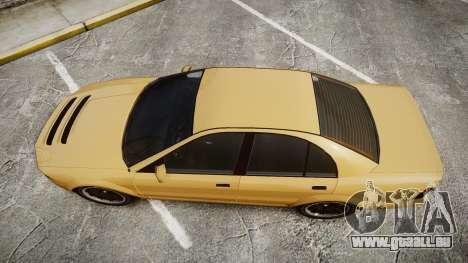 Maibatsu Vincent GT v2.0 für GTA 4 rechte Ansicht