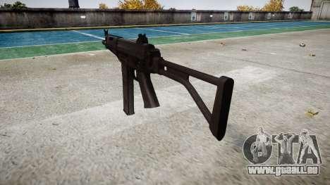Pistolet Taurus MT-40 buttstock2 icon4 pour GTA 4 secondes d'écran