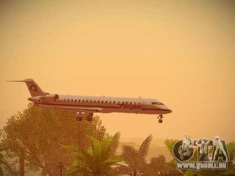 Bombardier CRJ-700 Horizon Air pour GTA San Andreas
