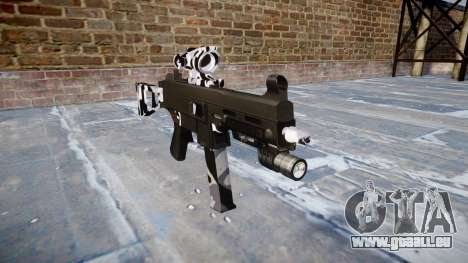 Gun UMP45 Sibirien für GTA 4
