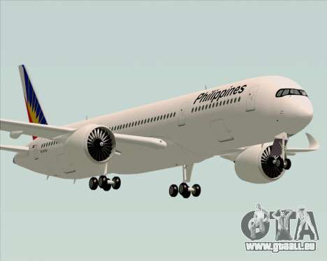 Airbus A350-900 Philippine Airlines pour GTA San Andreas