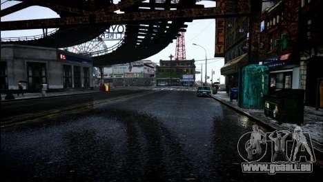 FaveENB für GTA 4 Sekunden Bildschirm