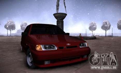 Graphique mod pour les moyennes PC 2.0 pour GTA San Andreas deuxième écran