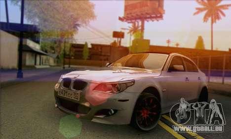 BMW M5 Stanced pour GTA San Andreas