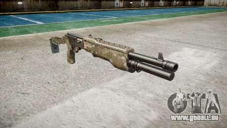 Ружье Franchi SPAS-12 DEVGRU pour GTA 4
