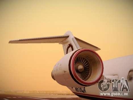 Bombardier CRJ-700 Horizon Air pour GTA San Andreas moteur