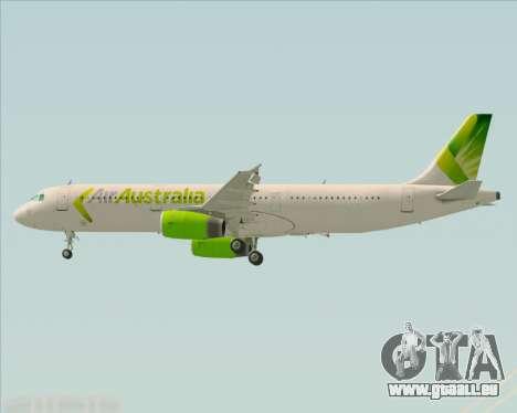 Airbus A321-200 Air Australia pour GTA San Andreas moteur