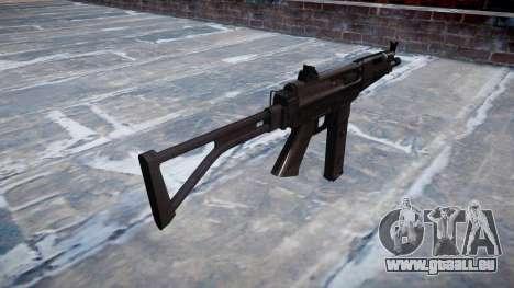 Pistolet Taurus MT-40 buttstock2 icon1 pour GTA 4 secondes d'écran