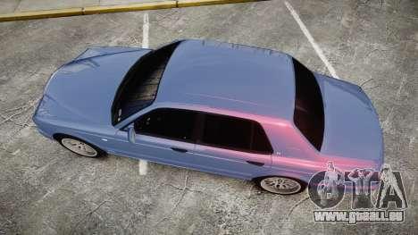 Bentley Arnage T 2005 Rims2 Black pour GTA 4 est un droit