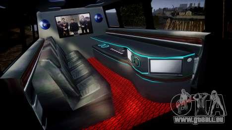 Carver Patel pour GTA 4 est une vue de l'intérieur