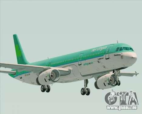 Airbus A321-200 Aer Lingus für GTA San Andreas