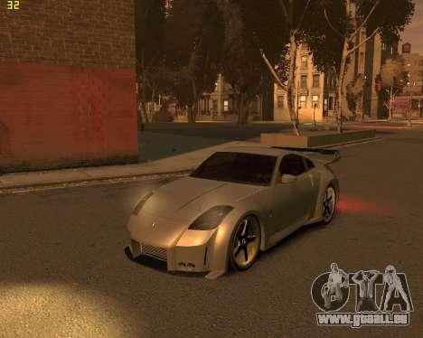 Nissan 350Z für GTA 4