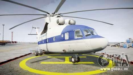 Mi-26 pour GTA 4