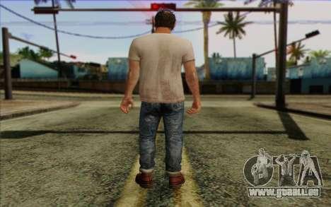 Trevor from GTA 5 pour GTA San Andreas deuxième écran