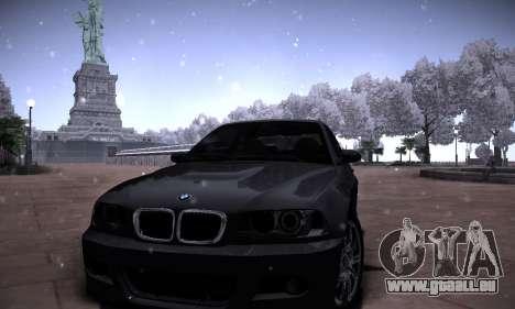 Graphique mod pour les moyennes PC 2.0 pour GTA San Andreas cinquième écran