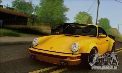 Porsche 930 Turbo Look 1985 Tunable pour GTA San Andreas