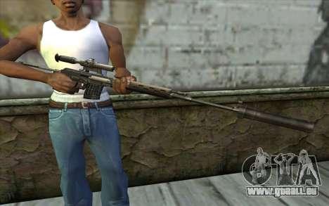 SDSM pour GTA San Andreas troisième écran