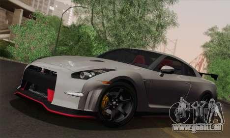 Nissan GT-R R35 pour GTA San Andreas