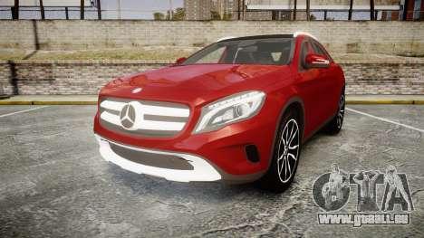 Mercedes-Benz GLA 220 pour GTA 4