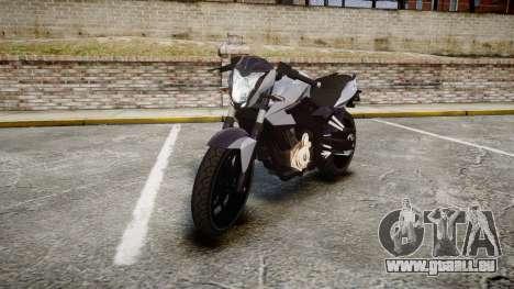 Bajaj Pulsar 200NS 2012 pour GTA 4