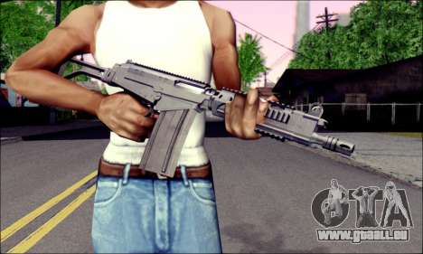 SA58 OSW v1 pour GTA San Andreas troisième écran