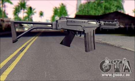 SA58 OSW v1 pour GTA San Andreas deuxième écran