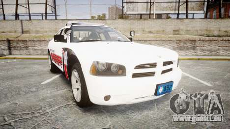 Dodge Charger 2010 LC Sheriff [ELS] für GTA 4