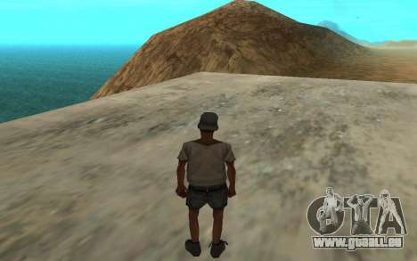 L'utilisation automatique des médicaments pour GTA San Andreas deuxième écran