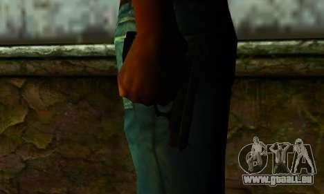 GSH-18 pour GTA San Andreas troisième écran