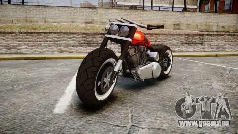 Steel Horse Zombie pour GTA 4