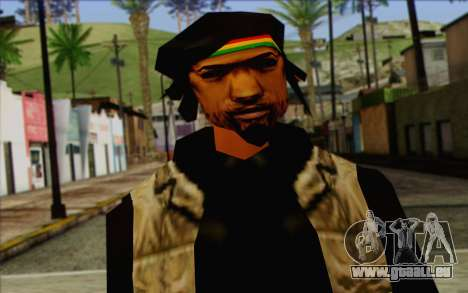 Yardies from GTA Vice City Skin 2 pour GTA San Andreas troisième écran