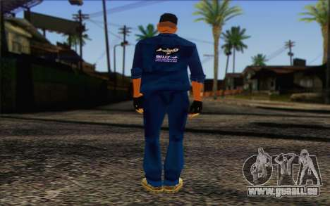 Triada from GTA Vice City Skin 1 für GTA San Andreas zweiten Screenshot