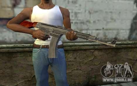StG-44 from Day of Defeat für GTA San Andreas dritten Screenshot