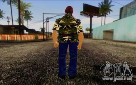 Vercetti Gang from GTA Vice City Skin 2 für GTA San Andreas zweiten Screenshot